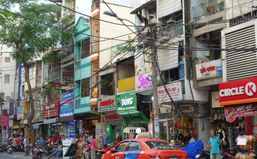 Ho-Chi-Minh-Stadt – I like Hotto Dogu…