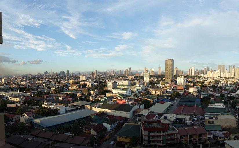 Metro Manila – see, the conqu'ring hero comes